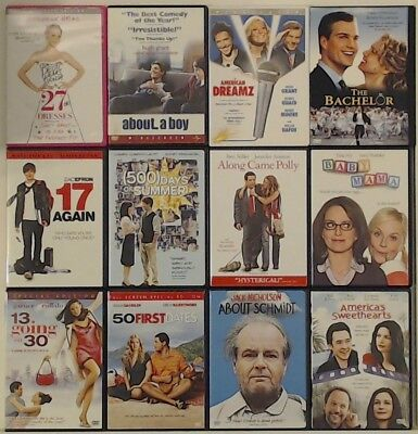 Comedy/Family dvds $2.49 ea! Shipping $1.99 on the first, FREE ea. additional