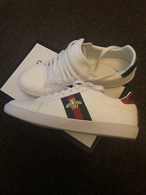 0a1c1a84783 GUCCI ACE BEE Style Trainers
