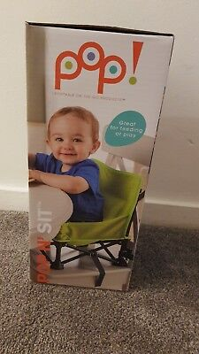 Summer Infant Pop N Sit Folding Booster Safety Harness