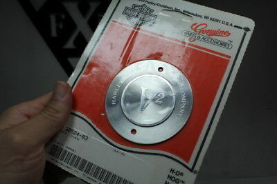 Harley V2 Timer Points Cover 32524-83 NOS Evolution Big Twin FXR FL FXD EPS19763