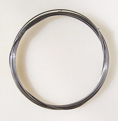 "Piano Wire/Spring Steel 'Roslau' 4 metres(13ft 1"")-Crafts-Metalworking"