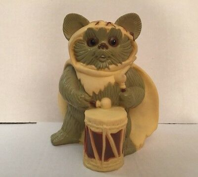 Vintage Wicket The Ewok Bank