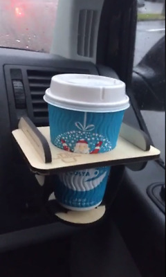 VW T5 Cup holder