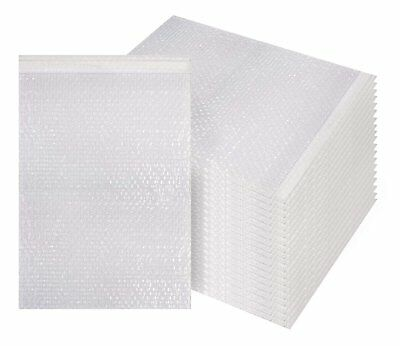 Bubble Out Bags 10 x 15.5 Clear Cushioned Pouches 10 x 15 1/2. Pack of 20 mailer