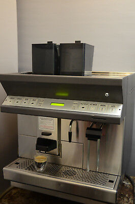 Thermoplan Verismo CTS2 commercial automatic bean to cup coffee machine wmf