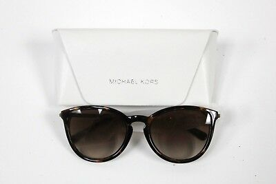 896a61ce275f7 MICHAEL KORS SUNGLASSES Tortoise Shell Brown MK2045(Jan) T NEW WITH ...