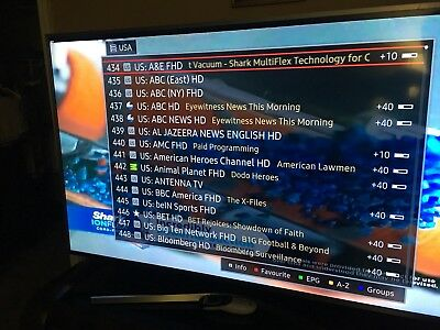 Best IPTV Service 10000+ Channels + 3000 VOD + | One Month