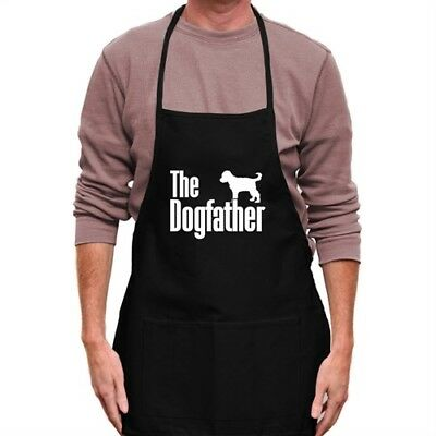 The dogfather Schnoodle Apron