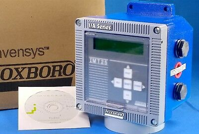 iNVENSYS Foxboro I/A Series Magnetic Flow Transmitter Model IMT25-PEATB10N-B
