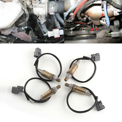 234-4694 234-4696 4pcs Oxygen Sensor O2 Combo Fit for 99-04 Land Rover Discovery