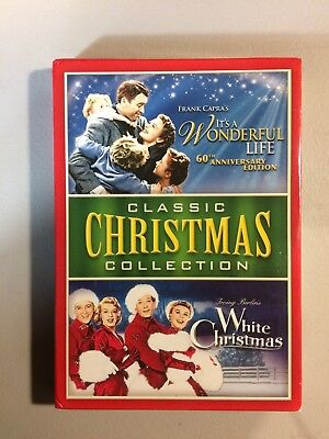 The Classic Christmas Collection (DVD, 2006, 2-Disc Set)