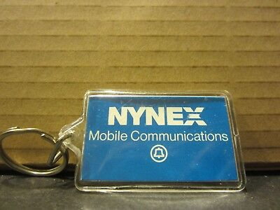 NYNEX Mobile Communications Key Ring Keychain Collectible