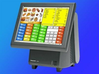 Point of Sale Panasonic JS950WS Touchscreen POS register