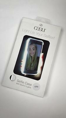 Genuine Casu Light Up Selfie Case With Led Lights For iPhone 6/6S/ Plus