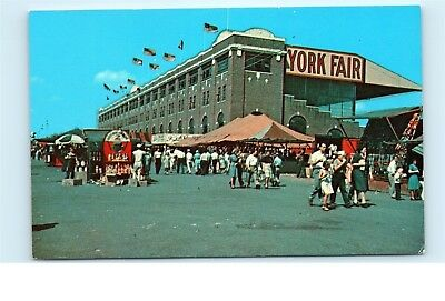 *York Pennsylvania PA York Fair September Old Vintage Postcard C08