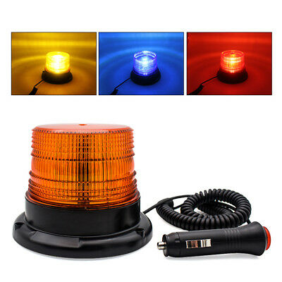 Warning Strobe Beacon  LED Light Strobe Light  Emergency Magnetic Flashing