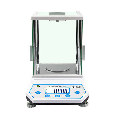 Precision Lab Analytical Balance Digital Jewelry Scale 100g/200g/300g/500g 0.001