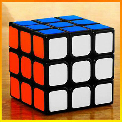 Magic Cube 3x3x3 Super Smooth Fast Speed Rubix Rubiks Puzzle Children Adult Gift