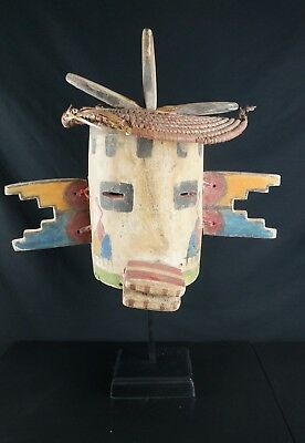 Antique Kachina MASK  - PUEBLO - Native American