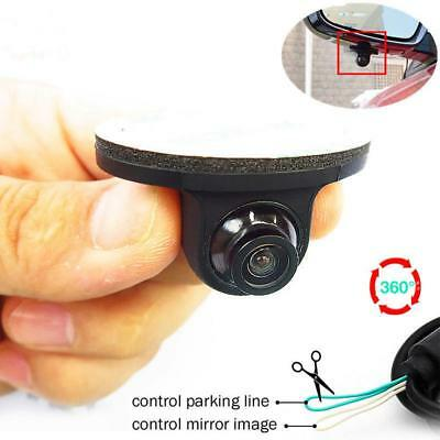 HD 120° Car Rear Front Side View Backup Camera Mini Night Vision Reversing OC&CN