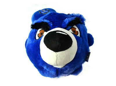 "Everton FC Football Club 5"" Mad Angry Teddy Bear Soft Toy Fan Gift Official"