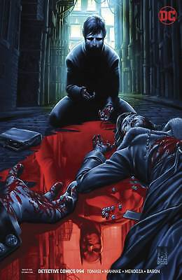 Detective Comics #994 Mark Brooks Variant (12/12/2018)