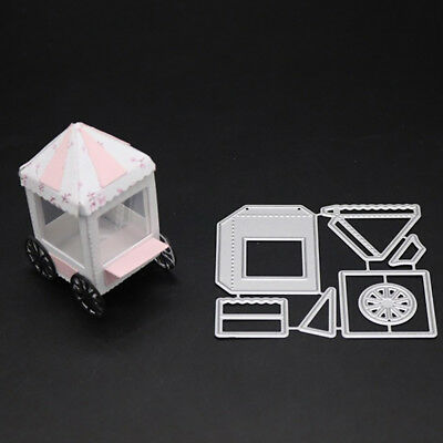 Carriage House Frame Metal Cutting Dies Diy Scrapbooking Cards Stencil Opulent