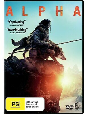 Alpha with Digital Download DVD Region 4 NEW
