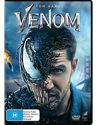 Venom DVD Region 4 NEW