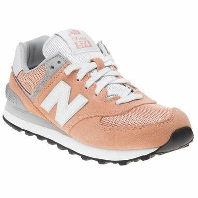 NEW BALANCE WL574SYB Womens WL574 Luxe Rep Sneaker 7 B