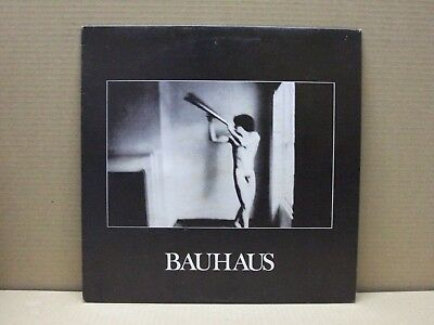Bauhaus - In The Flat Field - Lp - 33 Giri - Ex/mint