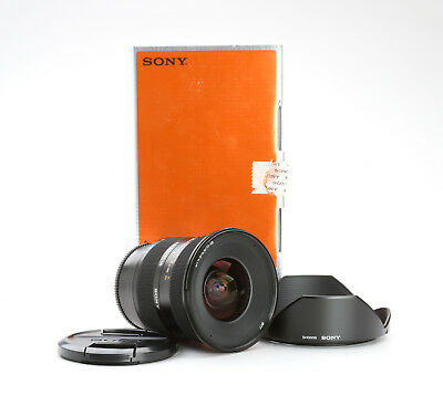 Sony DT 11-18 mm F 4.5-5.6 (SAL1118) + TOP (223094)