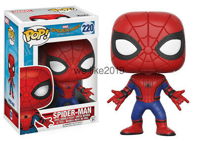 Funko POP Spider-Man Vinyl Figure PVC Action Figure Collectible Doll Toy Gift