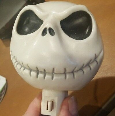 Nightmare Before Christmas Jack Night Light Goth Halloween