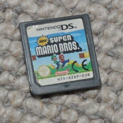 New Super Mario Bros Nintendo DS 2006 - Game only B28