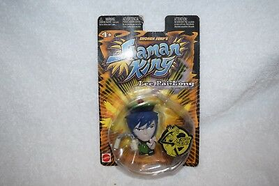 Shonen Jump's Shaman King Lee Pai-Long Figure