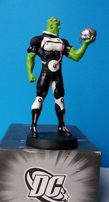DC COMICS Eaglemoss Classic Marvel Figurine Collection * BRAINIAC  * BOX (35)