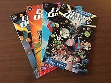 Cosmic Odyssey #1-4 (1998) DC Comics Jim Starlin Mike Mignola Starfire Dr Fate