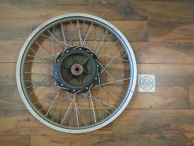 1980 - 81 Can-Am Qualifier 400 Front Wheel