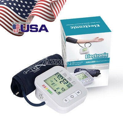 Health Care Automatic Wrist Blood Pressure Monitor With Voice and Storage Box