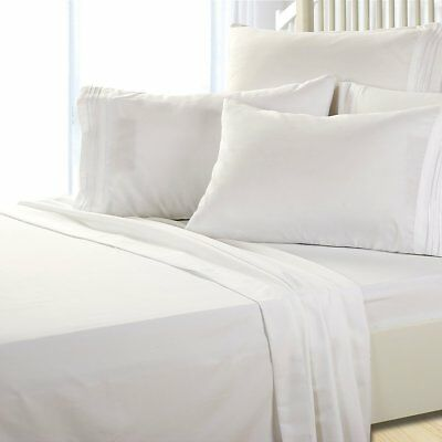NEW Comfort 1800 Count 6 Piece Deep Pocket Bed Sheet Set US Shipping MAX