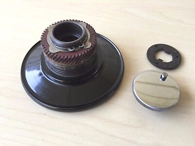 1955 Singer Model 15 Sewing Machine HAND WHEEL & GEAR ASSEMBLY
