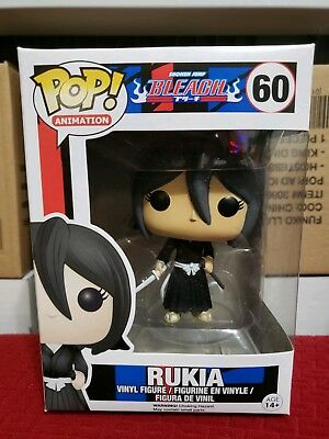 Funko Pop Animation Bleach Rukia Ready To Ship Fast Free
