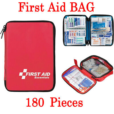 Outdoor Hiking Camping Survival Travel Emergency First Aid Kit Rescue Case Bag