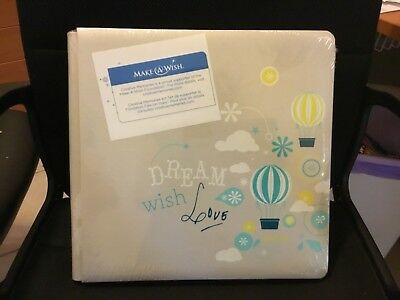 Creative Memories 12x12 Make a Wish Scrapbook Album BNIP