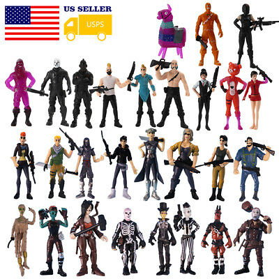 Fortnite Character Game Action Figure Doll Toys Model Gift Collection Toys US