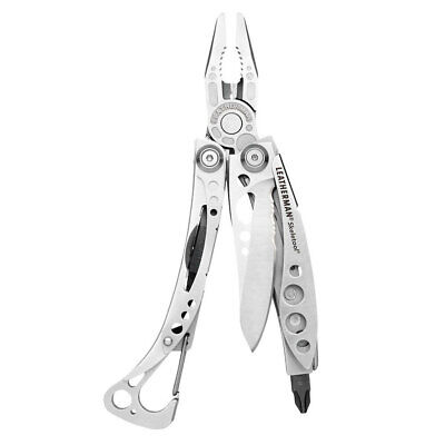 NEW Leatherman SKELETOOL Stainless Steel Multi Tool Knife 7in1 *AUTHAUSDEALER