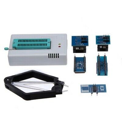 TL866II Mini USB high-performance universal programmer with 5 socket adapter