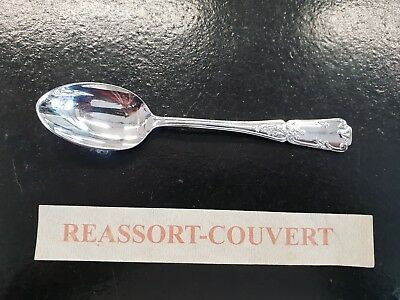 Spoon Cafe Art Deco 14 5 Cm Orbrille Silvered Metal 1002 16