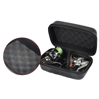 EVA Large Fishing Reels Protective Case Bag Cover Pouch Holder Spinning Baitcast